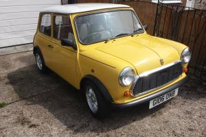 Austin Rover Mini City E 998cc Auto superb example  Photo