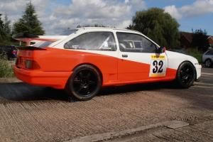 RS 500 Cosworth Racecar Formula Saloons Wide Arch GpA Car Thunder Saloon Group A  Photo