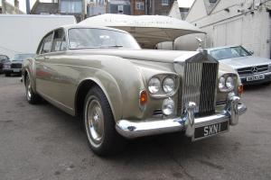 1963 ROLLS ROYCE SILVER CLOUD III FLYING SPUR