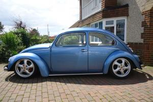1971 CLASSIC VW BEETLE - Volksworld cover car, beautiful condition