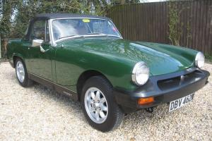 MG MIdget 23,000 miles from new