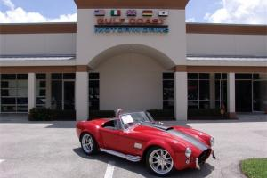 1965 Superformance MKIII Roush Edition 5 Speed Manual 2-Door Convertible Photo