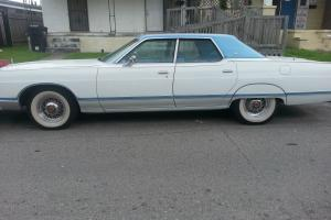 4 Door Grand Marquis Custom