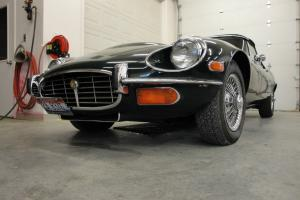 NO RESERVE -----1973 JAGUAR CLASSIC E-TYPE ROADSTER Photo