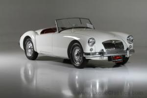1957 MGA Roadster Photo