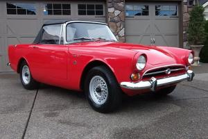 1964 Sunbeam Tiger 260 V8 Carroll Shelby