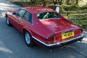 1990 JAGUAR XJ-S XJS FULL HISTORY  Photo