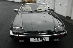 Jaguar XJS sports/convertible Green eBay Motors #221220990933 Photo