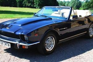 1981 Aston Martin V8 Volante  Photo