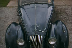 1951 Lagonda 2.6 Litre DHC  Photo