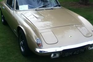 Lotus Elan plus 2 S130  Photo