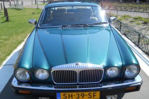 1983 DAIMLER DOUBLE SIX RIGHT HAND DRIVE AUTOMATIC AIRCONDITIONING  Photo