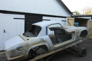 LOTUS ELAN S4 FHC 1968 FOR RESTORATION  Photo