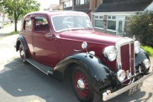 Daimler. Daimler DB 18. 1939  Photo