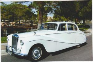 1956 BENTLEY S1 HOOPER SALOON
