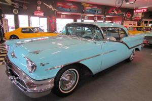 1957 Oldsmobile Super 88 Holiday Coupe 2 Door Hardtop Photo
