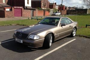 Mercedes 300 SL 1990, Good condition Hard top