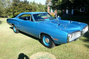 1970 DODGE SUPER BEE  B5 BLUE 383 MAGNUM