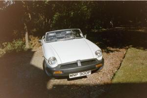 MG MGB ROADSTER 1975 low mileage