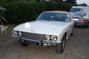 1973 JENSEN INTERCEPTOR III AUTO WHITE