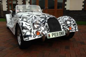 Rare Morgan Roadster V6 3.7 - BAT CAR  Photo