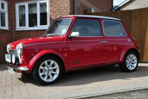 2000 ROVER MINI COOPER SPORT MULTI-COLOURED