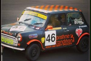 Mighty Mini Race Car Rover Mini Cooper