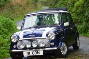 1996 Rover Mini Cooper S 85 BHP John Cooper Conversion.  Photo