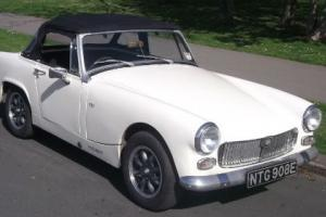 1967 MG/ MGF Midget Other 1098cc Petrol