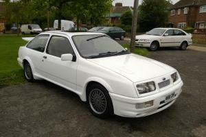 SIERRA 3DR COSWORTH REPLICA . 2.9 V6 24V T3 TURBO LSD REMAPPED ECU EXCELLENT CAR  Photo