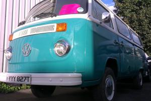 VW T2 camper/day van in stunning condition