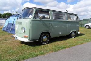 VW Early Bay Window Westfalia Camper Van Type 2 Motorhome not Splitscreen