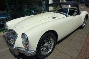 MGA 1600 mk1 Roadster  Photo