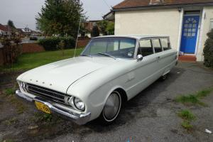 1961 FORD FALCON WAGON hot rod, custom ,rat rod , surf .  Photo