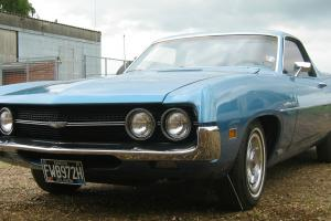 1970 FORD RANCHERO 500 (CLEVELAND 351) SHOW CONDITION