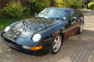 Porsche 968 Club Sport Lightweight 1993