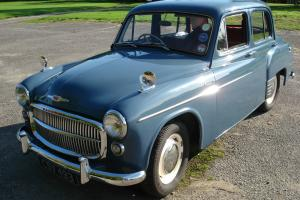 HILLMAN MINX MK8 (Mk Eight) - 4 DOOR SALOON - 1955 - EXCELLENT CONDITION