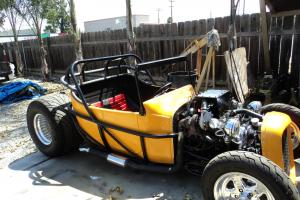 Custom Hot Rod, Rat Rod, Twin Turbo: One of a Kind!!!