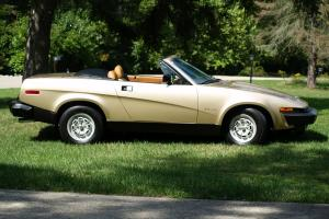 1981 Triumph TR8 Low Miles 1044 Photo
