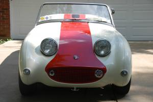 1961 Austin Healey Sprite Base 0.9L Photo