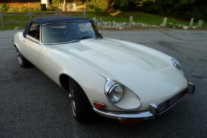 Jaguar 1973 XKE Roadster Conversion 4speed/Air Photo