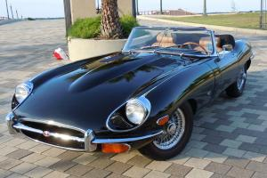 1971 Jaguar E-Type (XKE) Roadster 4.2L