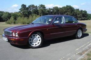 DAIMLER SUPER V8 AUTO LONG WHEEL BASE 1999