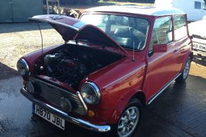 MINI COOPER RPS 1990 CLASSIC CAR . THE ONE TO OWN