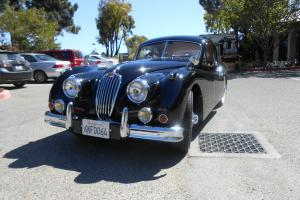 1955 JAGUAR XK140 FHC RHD  Photo