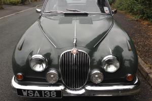Jaguar MK2 badged 3.8 uprated classic saloon