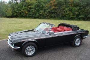 Jaguar/Daimler Double Six Coupe Convertible  Photo