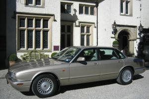 40,000 mile Jaguar XJ8 YOU WILL NOT BELIEVE YOUR EYES  Photo
