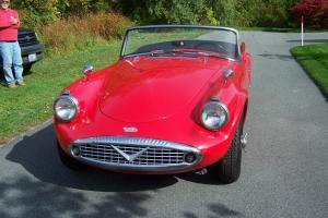 1963 Daimler SP250 V8 Convertible Photo