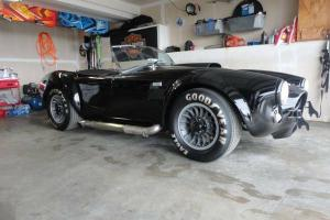 1965 Shelby Cobra replica, 351W, 4 sp, under 7,000 miles on build by Dave Bliss